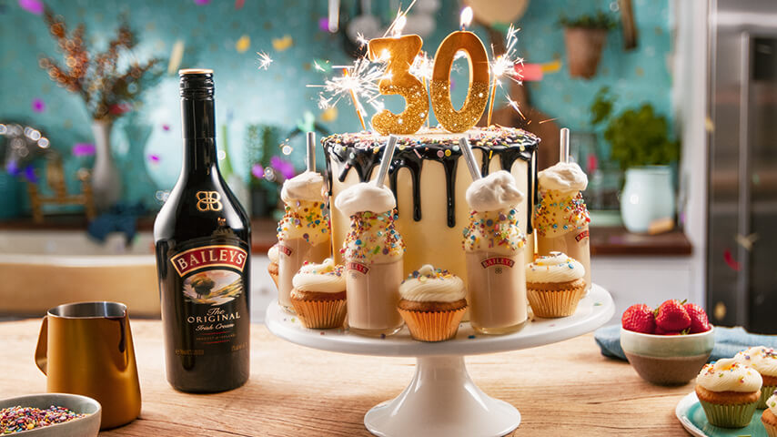 Baileys Birthday Cake Shot Recipe Baileys Us