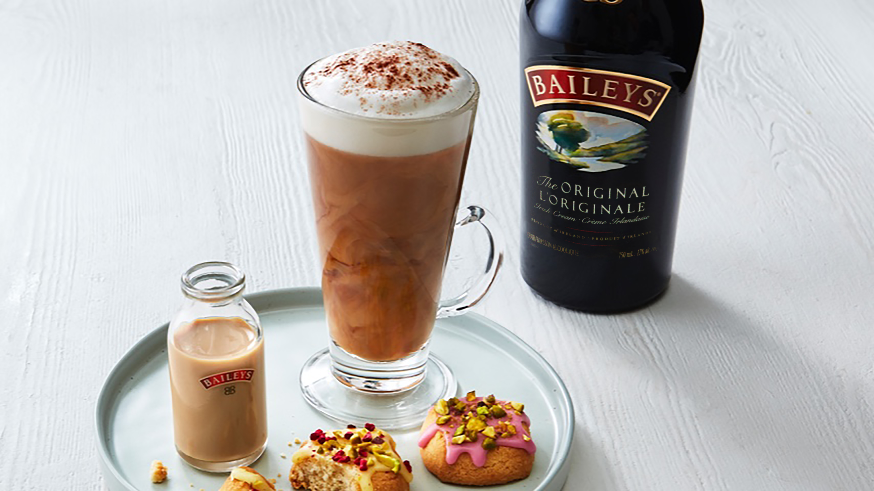Baileys Latte Coffee Recipe Baileys Ca