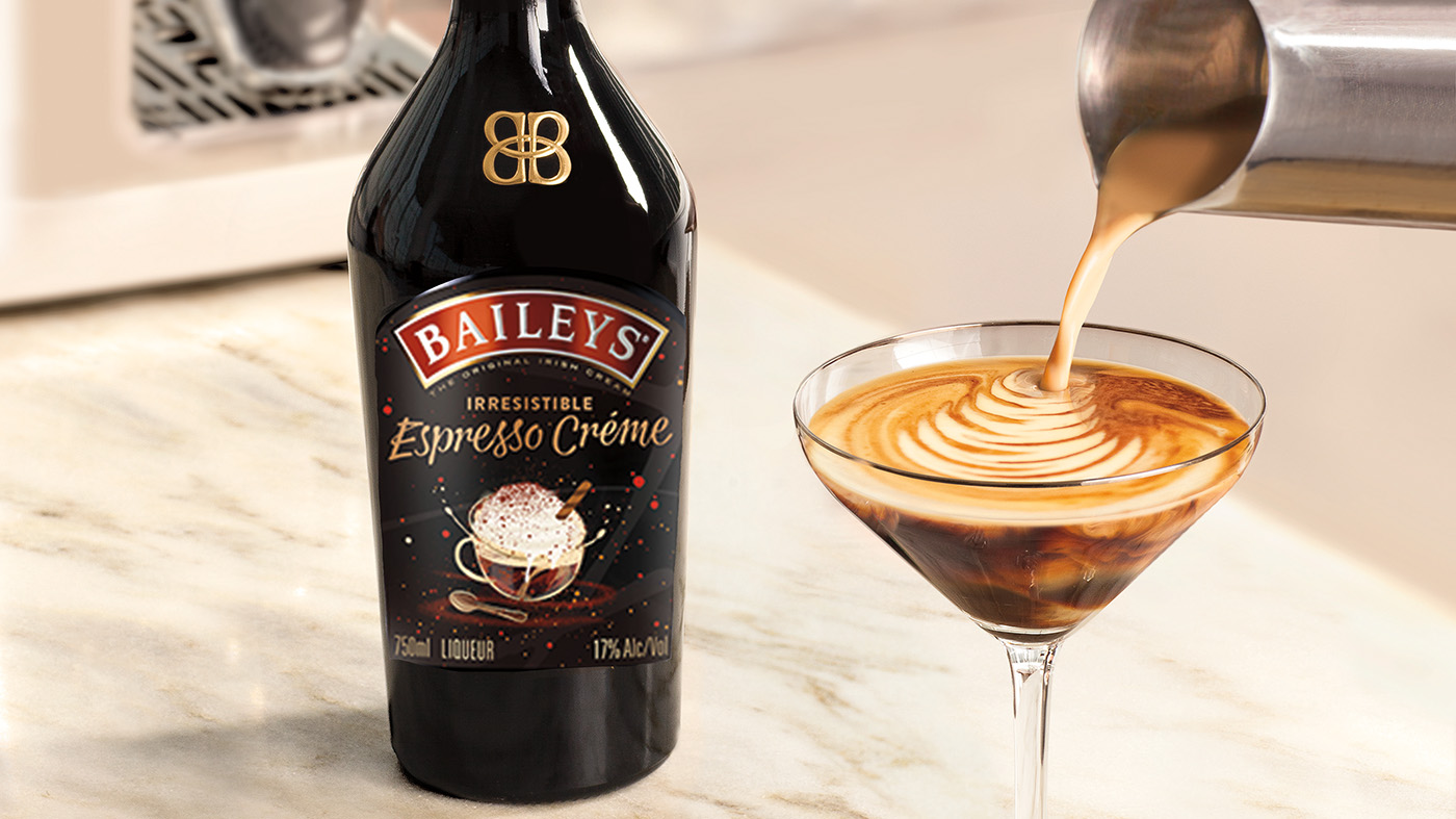 Espresso Martini Recipe Baileys Us